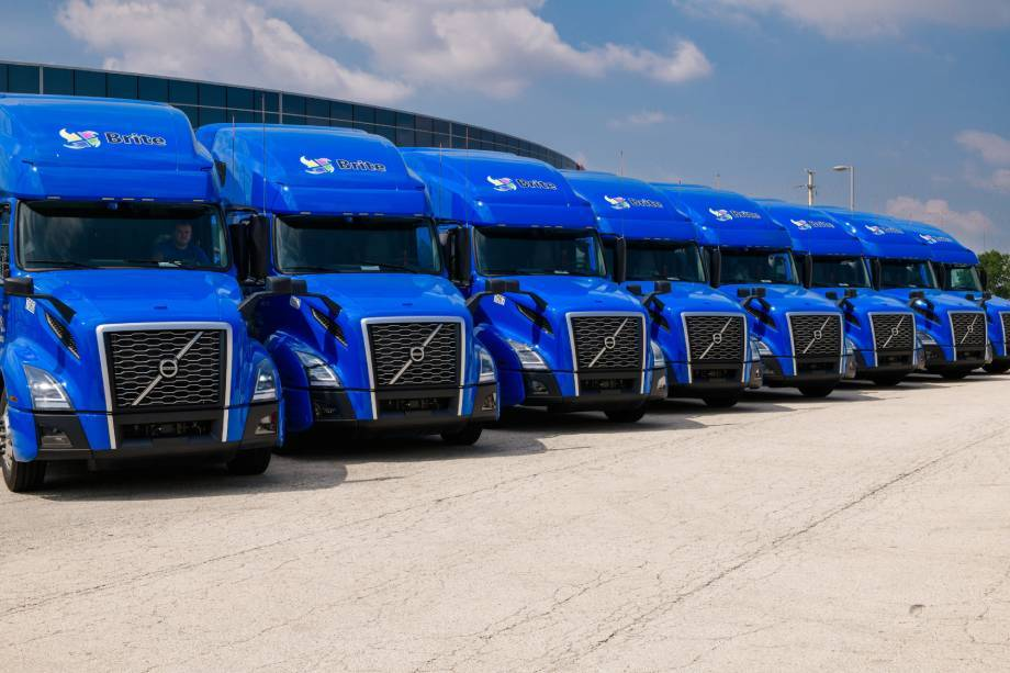 Brite Logistics Chicago owner-operator OTR dry van